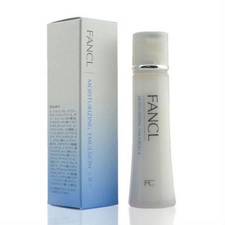 FANCL 无添加水盈乳液-水润30ml