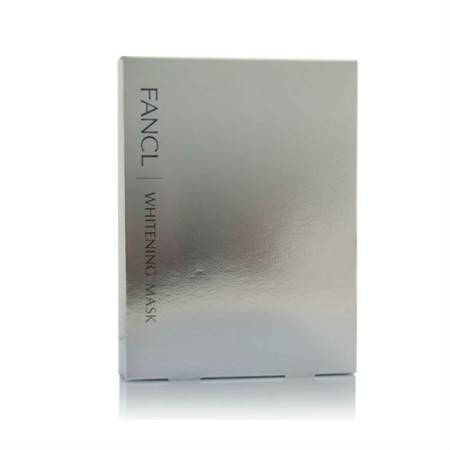 FANCL 无添加祛斑净白精华面膜6片/盒