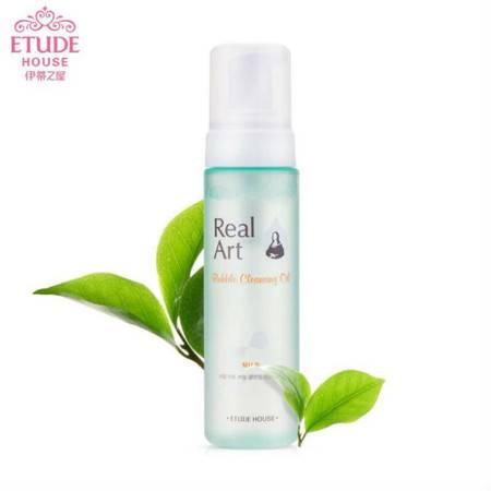 韩国专柜 ETUDE HOUSE伊蒂之屋角质调理温和卸妆泡沫 200ml