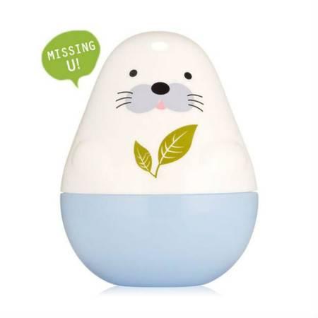韩国专柜 ETUDE HOUSE伊蒂之屋爱心呵护护手霜(格陵兰海豹的故事)