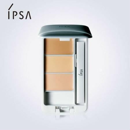 IPSA茵芙莎三色遮瑕膏4.5g