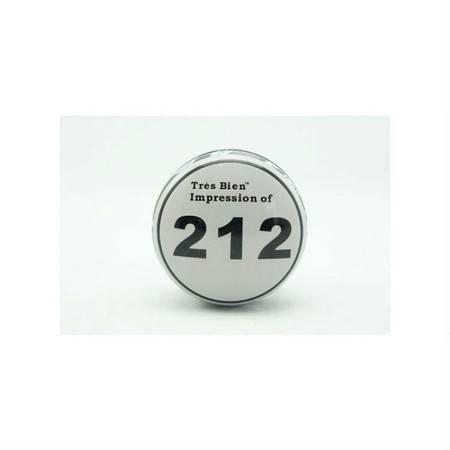 专柜正品 新款【212都会男士】法国格拉斯 魔法香膏15ML