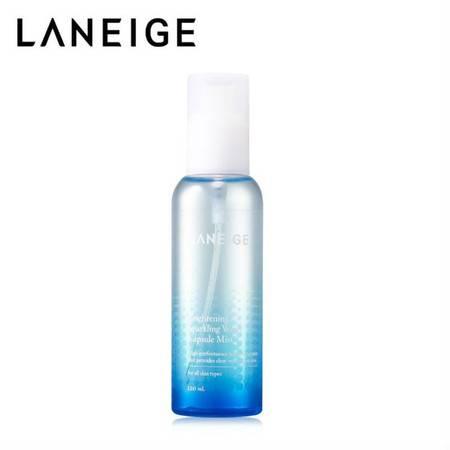 专柜正品 Laneige/兰芝气泡水焕亮喷雾120ml