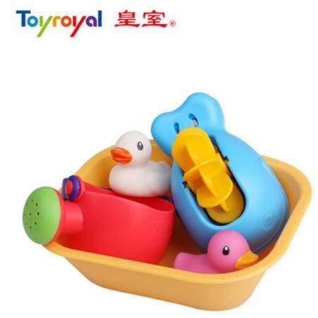 皇室洗澡沐浴玩具TR7273