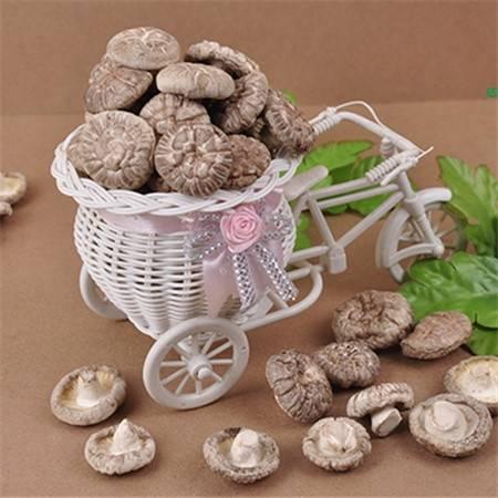 四川达州宣汉 明龙干香菇优质茶花菇 200g/袋