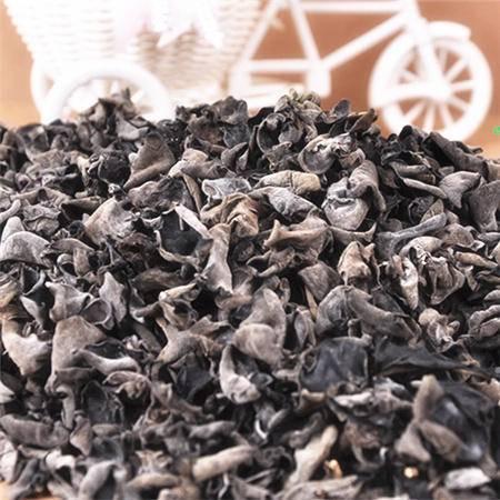 四川达州宣汉 明龙椴木优质黑木耳 营养丰富 400g/袋