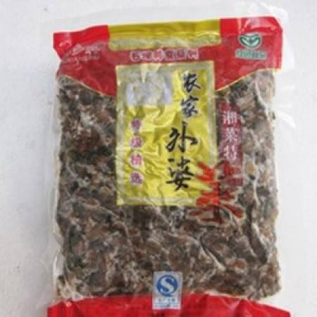 湘潭特产 石坝农家清香可口外婆菜250g 原生天然态蔬菜制品