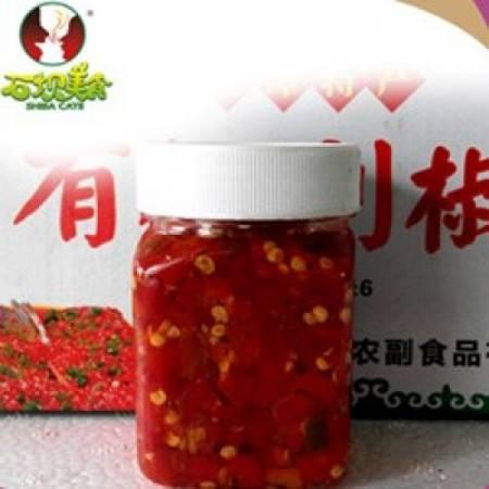 湘潭特产 石坝美食 原生态瓶装美味可口剁椒248g