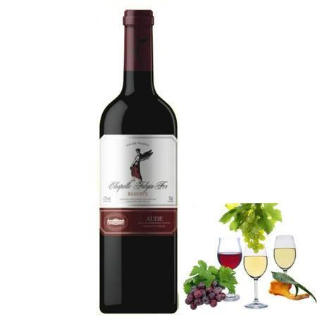 法莱雅F08红葡萄酒