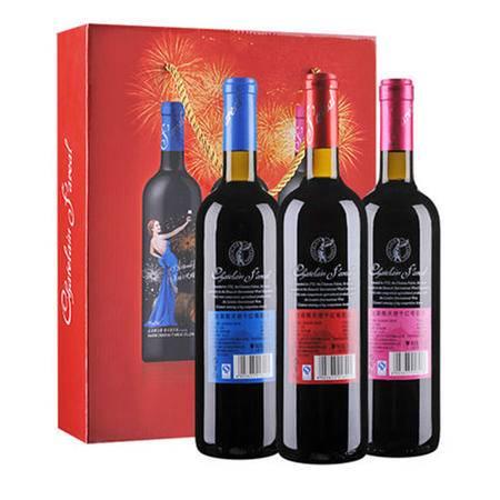 法莱雅天使红葡萄酒