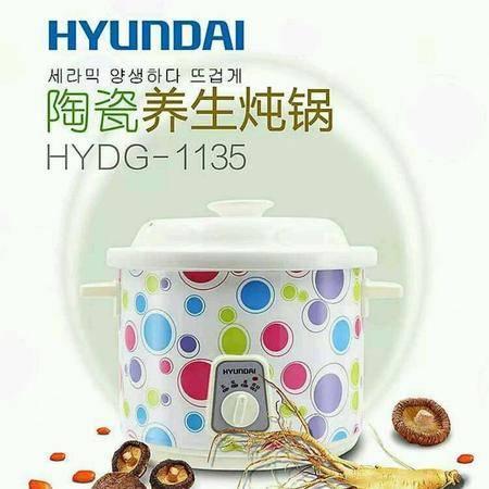 陶瓷养生炖锅    HYDG-1135