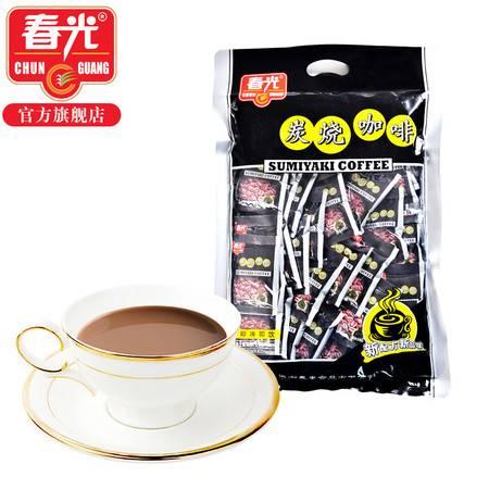 春光食品 海南特产 冲调 新配方新品味 炭烧咖啡817g 袋 焦香味