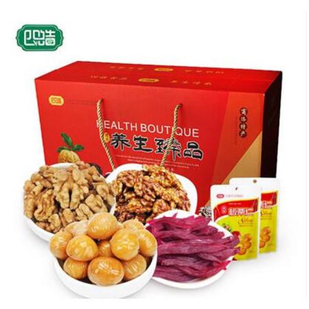 【四皓】板栗核桃花生红薯大礼盒 2052g