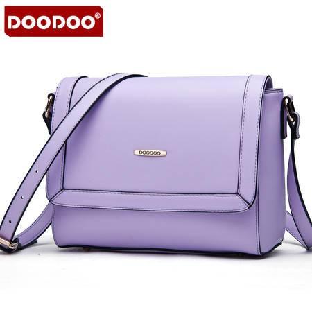doodoo2016春季新款女包韩版单肩斜挎包女士小方包斜跨小包包潮流D5015