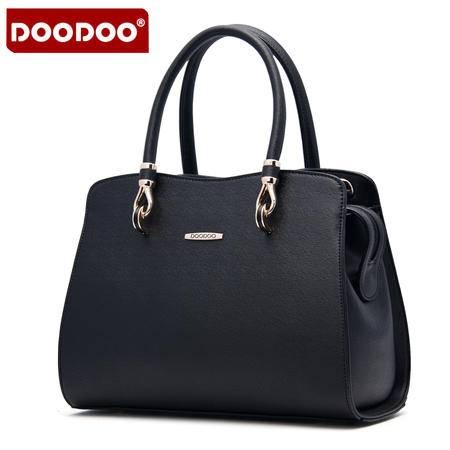 doodoo2016新款时尚女包手提单肩斜挎包杀手包女士大包包春夏潮女D5022