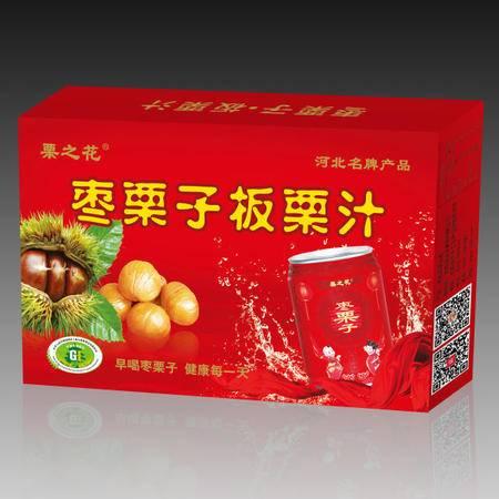 栗之花/枣栗子/板栗汁/20罐装