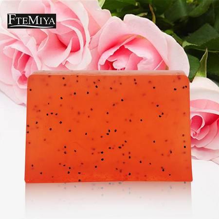 梵米雅草莓手工精油皂