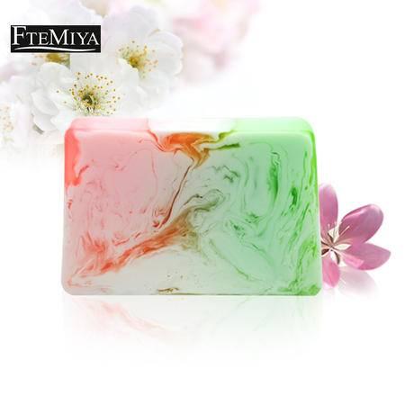梵米雅春之花手工精油皂
