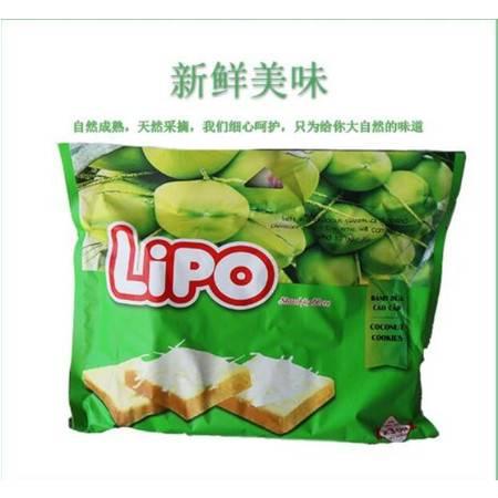 越南Lipo椰子味面包干 230g/包