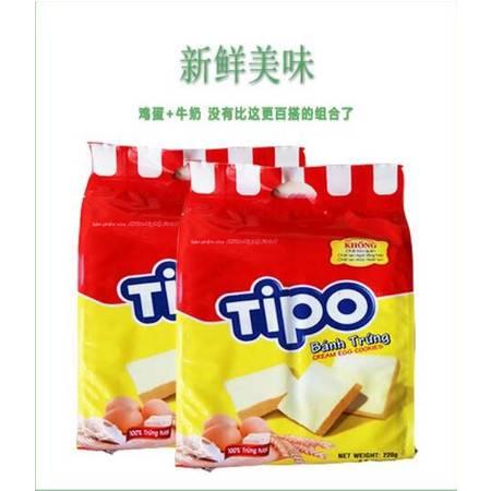 越南Tipo面包干 220g/包