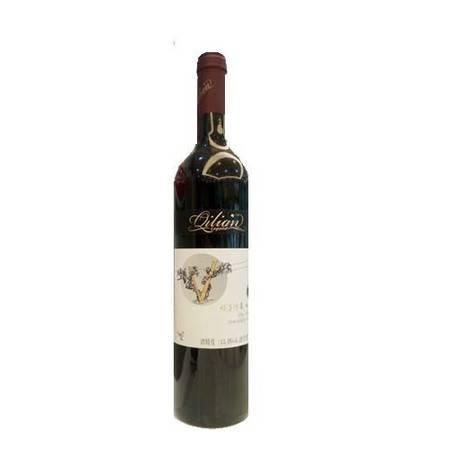 祁连老树精选赤霞珠干红葡萄酒