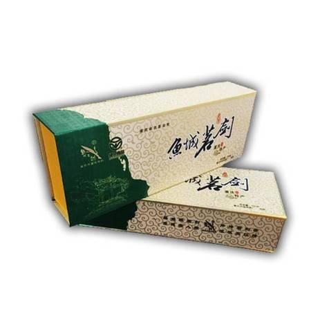 鱼城茗剑—鱼城茗剑条装礼盒