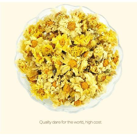 杭白菊朵花  特级花茶 可泡茶可作食材  是上等好原料