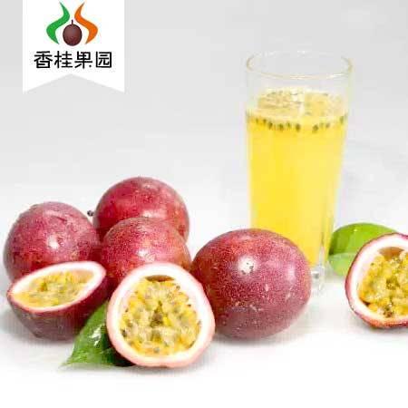 桂林百香果5斤装新鲜现摘水果西番莲鸡蛋果