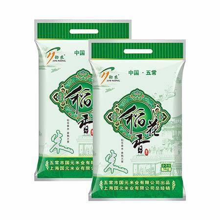 劲农东北五常稻花香米5kg*2袋