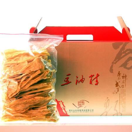 湖北房县山水房陵豆油精(礼盒)土特产干货