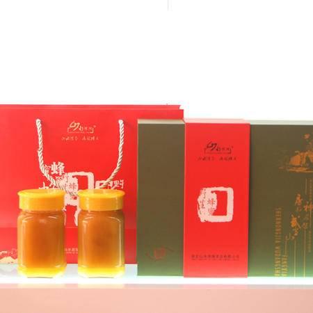湖北十堰野生蜂蜜(礼盒)土特产干货