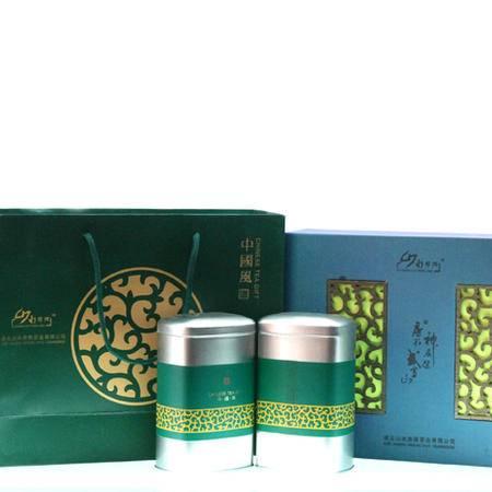 湖北十堰茶系列中国风(铁盒装)