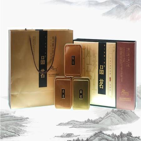 湖北十堰茶系列品茗(铁盒装)