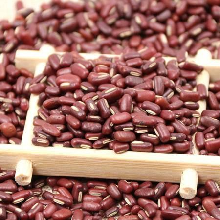 明记在心 优质赤豆五谷杂粮长粒赤小豆非红豆养生早餐豆浆400g