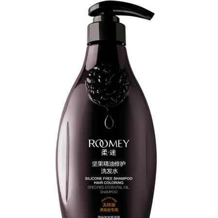 坚果精油修护洗发水