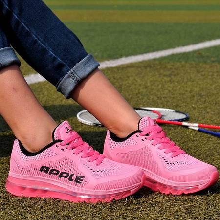 苹果新款秋季男鞋运动鞋男女休闲鞋跑步潮鞋子气垫透气网面板鞋男女鞋