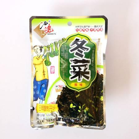 大足  石魂冬菜原味60g
