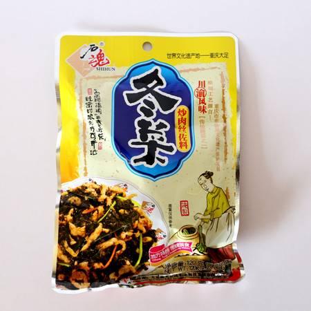 大足  冬菜炒肉丝调料120g
