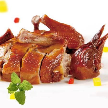 安徽特产美食卤味熟食五香乳鸽即食脆皮肉鸽卤味鸽子肉类休闲食品
