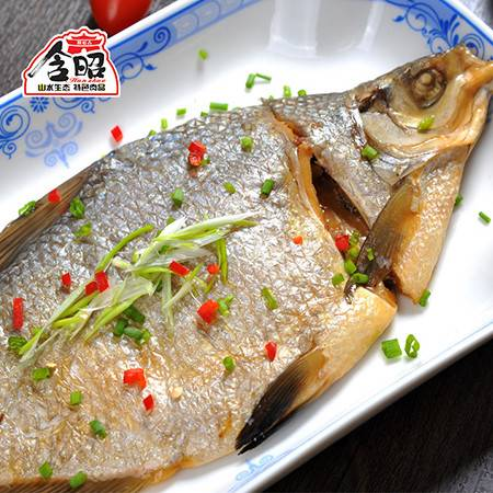 安徽含昭熟封扁鱼320g