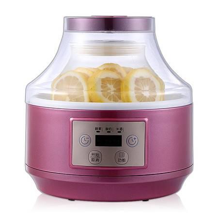 酵素机苹果甜酒米酒酸奶雪梨红曲酒柠檬酸奶多功能酵素机 GZ-S01