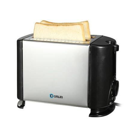 Donlim/东菱 TA-8600 多士炉2片烤面包机家用全自动早餐机吐司机