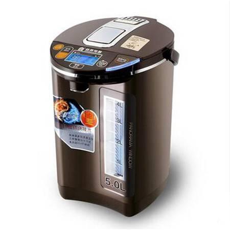 Ronshen/容声RS-1656D电热烧水瓶5L大容量 六段保温 液晶显示1