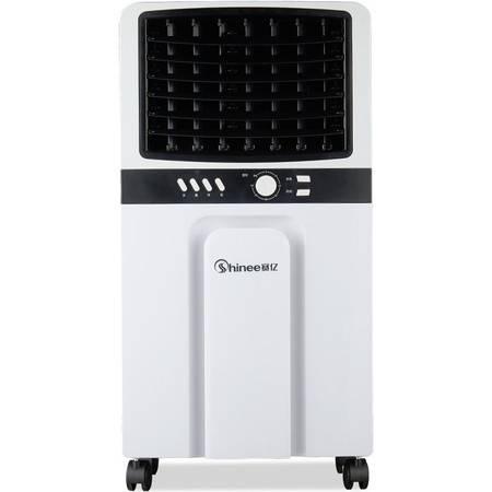 赛亿空调扇定时冷风机制冷加湿冷风扇移动小空调空调扇 LG-04E