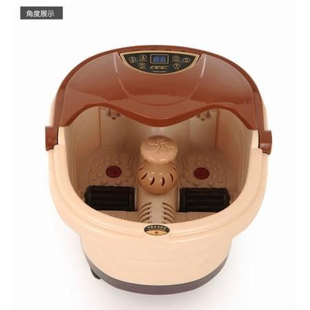 足浴盆自动按摩洗脚盆电动按摩加热泡脚盆深桶足浴器 812A