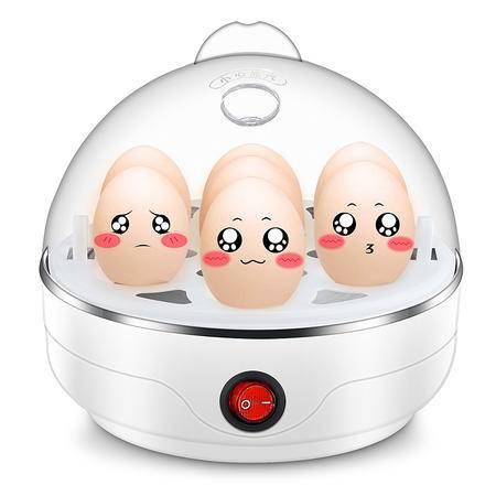 新款yoice/优益 Y-ZDQ1多功能单层煮蛋器自动断电 迷你蒸蛋器