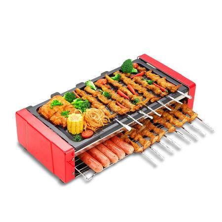 奥帝尔 ODI-DK1 韩式烧烤炉家用电烤炉 无烟电烧烤炉