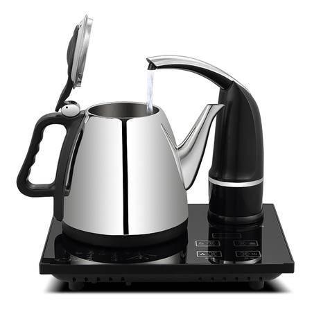 新款Yoice/优益 YC106全自动上水电热水壶抽水壶 不锈钢功夫茶壶1