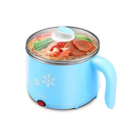 Yoice/优益Y-DZG1多功能电热锅学生宿舍电煮锅不带蒸屉
