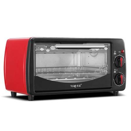 Yoice/优益 Y-12B 烤箱 家用烘焙 迷你小容量电烤箱